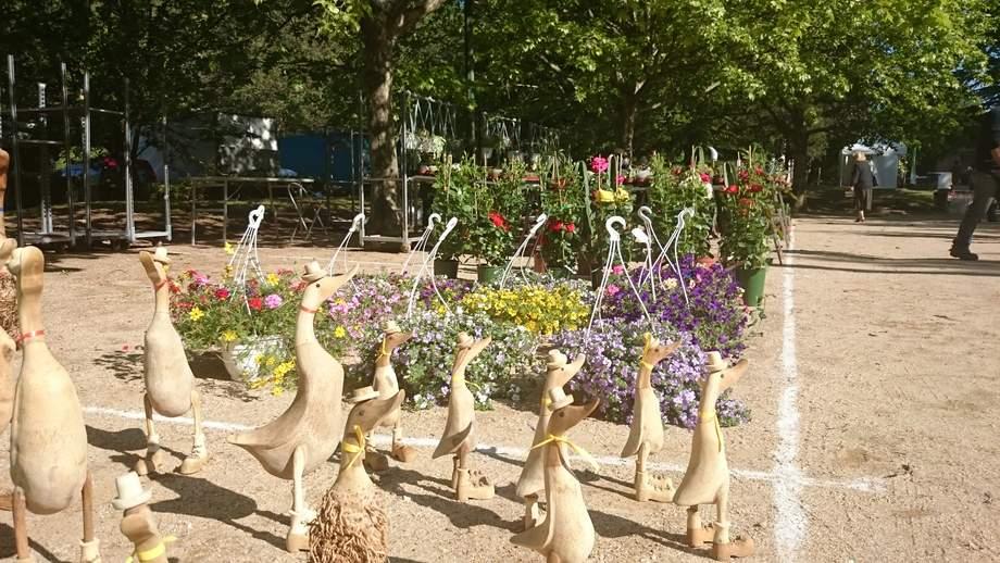 Jardins En Fte  Foire Salon  La Verdire 20 Mai 2018